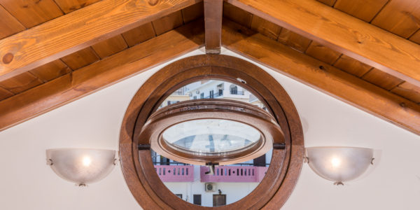 παράθυρα κυκλικά